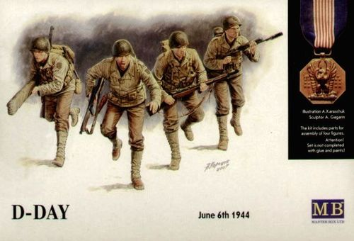 D-Day 6th June '44 1/35