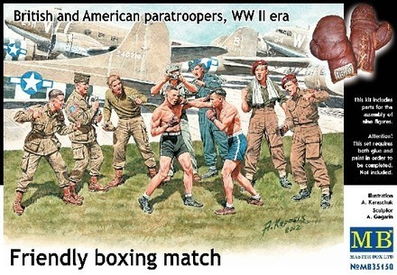 Friendly Boxing Match 1/35
