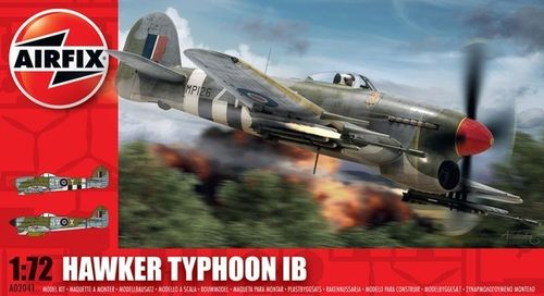 Hawker Typhoon S2 1/72
