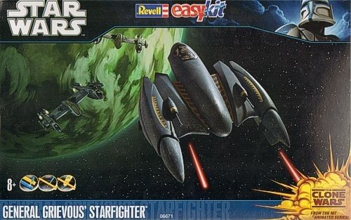 Star Wars General Grievous' Starfighter