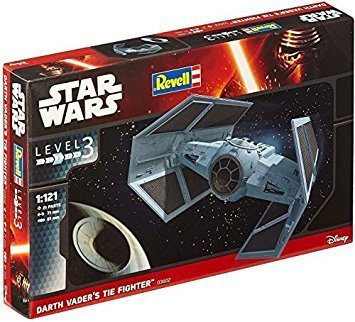 Star Wars Vaders Tie Fighter 1/121