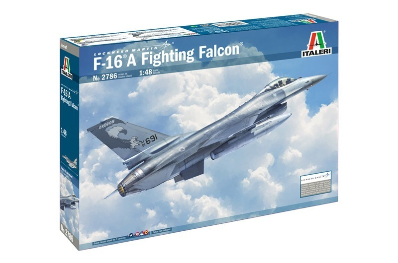 F-16 A Fighting Falcon 1:48