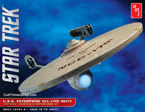 Star Trek USS Enterprise Refit