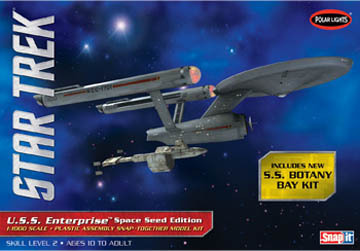STAR TREK SPACE SPEED 1:1000