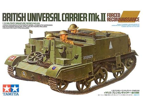 British Universal Carrier Mk.II - Forced Reconn 1:35