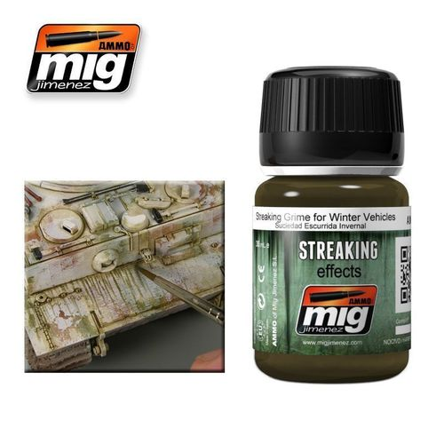 1205 Streaking Grime for Winter Vehicles 35 ml