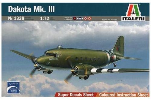 Dakota Mk III D-day 1/72