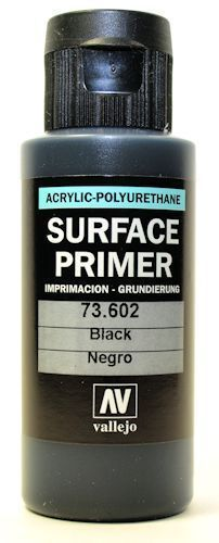 Surface Primer Negro Black 60 ml