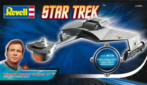 Star Trek Klingon Battle Cruiser D7