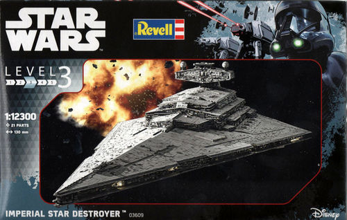 Star Wars Imperial Star Destroyer 1/12300