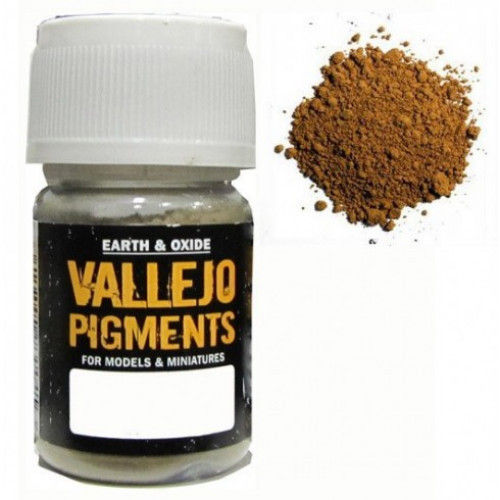 Pigment Light Yellow Ochre 35 ml