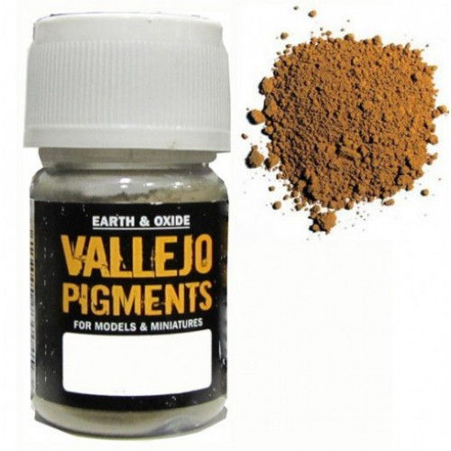 Pigment Dark Yellow Ochre 35 ml