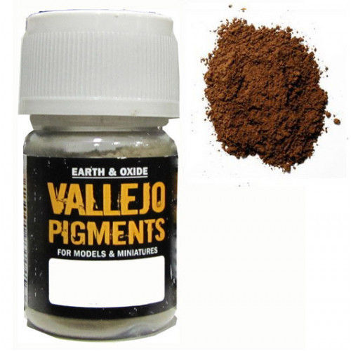 Pigment Natural Sienna 35 ml