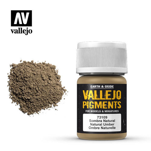 Pigment Natural Umber 35 ml