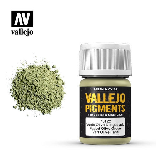 Pigment Faded Olive Green 35 ml