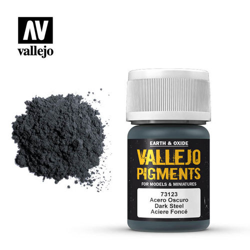 Pigment Dark Steel 35 ml
