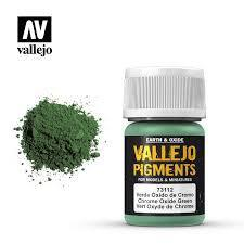 Pigment Chrome Oxide Green