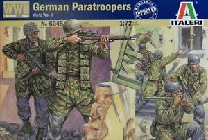 German Paratroopers 1/72