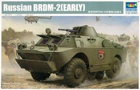 Russian BRDM-2 Early 1/35
