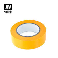 Precision Masking Tape 18mmx18mm Single Pack