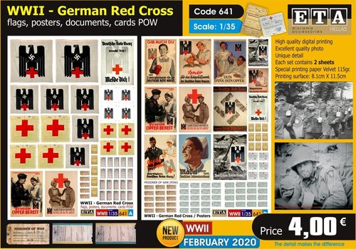 WWII German Red Cross 1/35