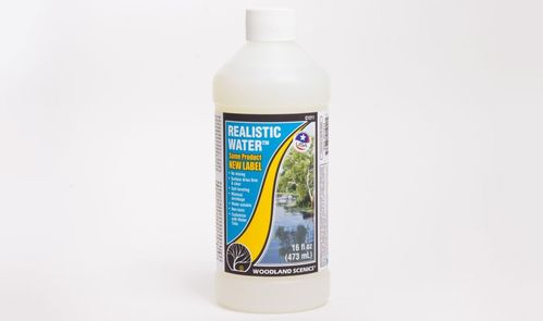 Realistic Water 473 ml