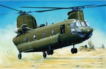 "CH-47D ""Chinook"" 1/72"