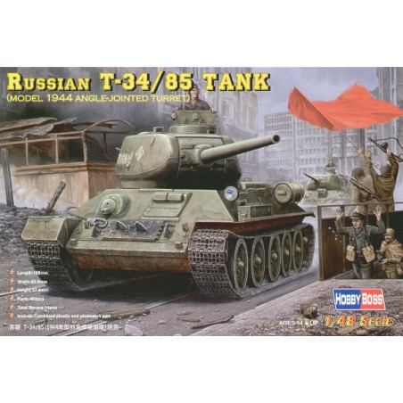 RUSSIAN T-34/85 (1944 ANGLE-JOINTED TURRET) 1/48